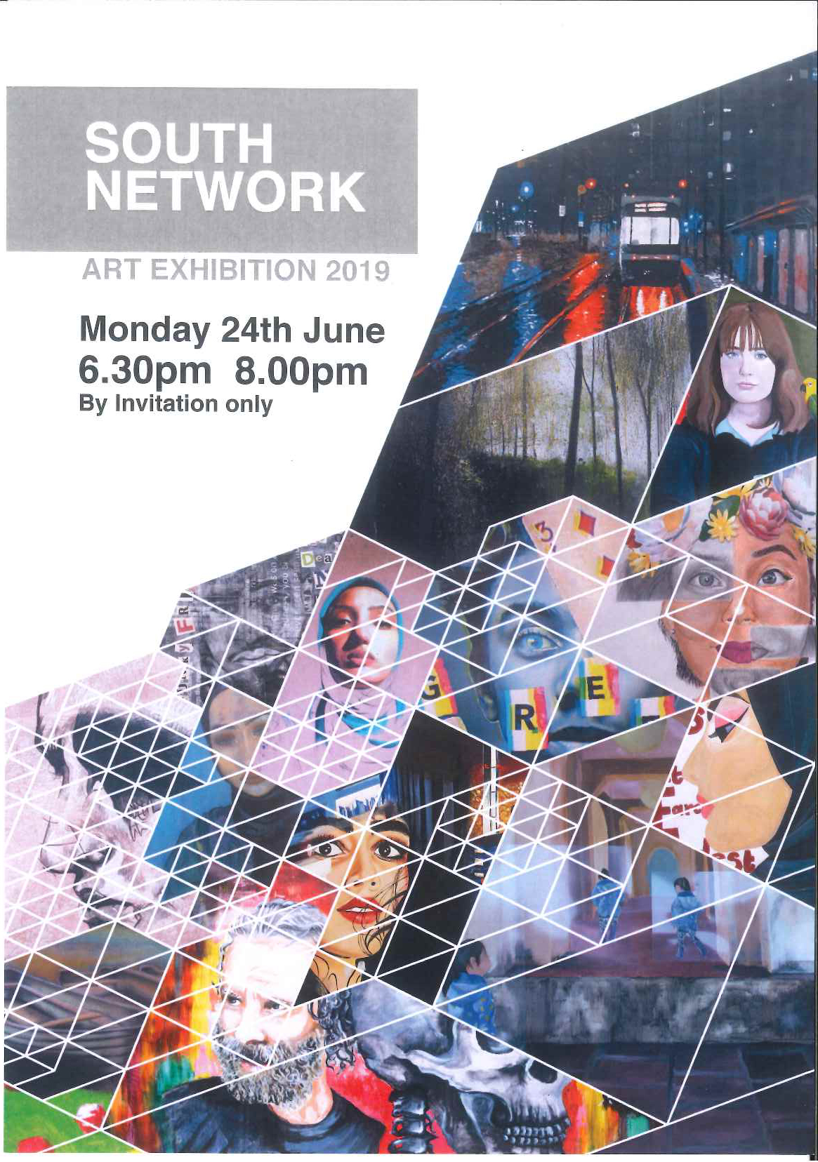 South Network Art Exhibition 2019